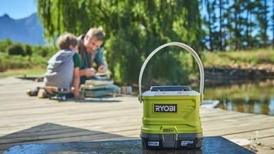 Diffuseur anti-moustiques 18 V ONE+ OBR1800 Ryobi